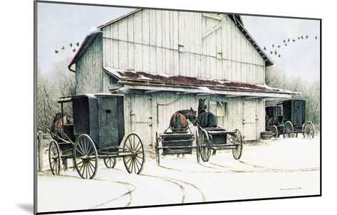 The Gathering-Ben C^ Richmond-Mounted Art Print