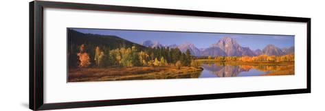 Nature's Colors, Impressions of America--Framed Art Print