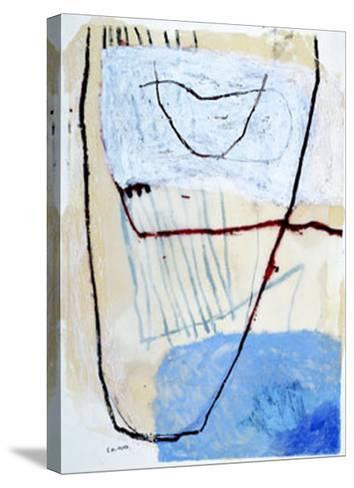 Untitled,1998-Sybille Hassinger-Stretched Canvas Print