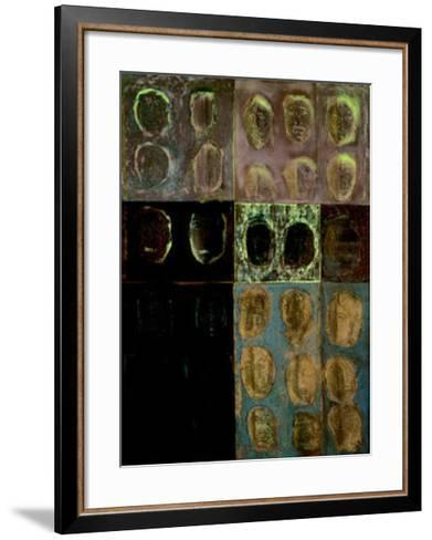 Little Faces, c.1998-Sonia Lawson-Framed Art Print