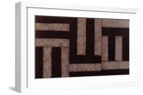 Durango, c.1990-Sean Scully-Framed Art Print