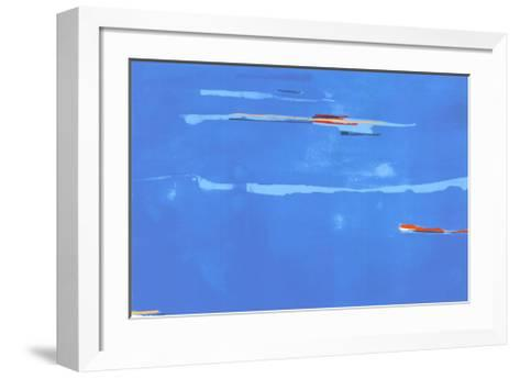 Ocean Drive West No. 1, c.1974-Helen Frankenthaler-Framed Art Print