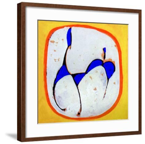 Cavallo-Marino Marini-Framed Art Print