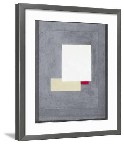 Composition, c.1935-38-Ben Nicholson-Framed Art Print