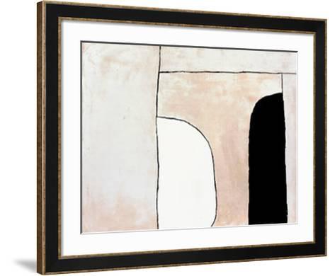 Way In, c.1963-William Scott-Framed Art Print