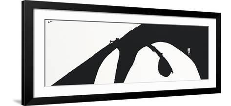 Africa, c.1965-Robert Motherwell-Framed Art Print