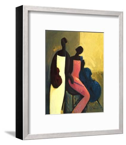 Symphonic Strings-Joseph Holston-Framed Art Print