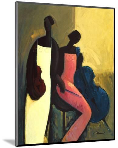 Symphonic Strings-Joseph Holston-Mounted Art Print