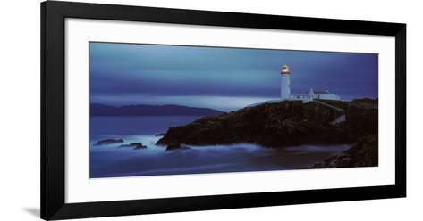 Phare de Fanad Head, Irlande-Jean Guichard-Framed Art Print