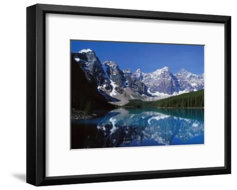 Goals--Framed Art Print