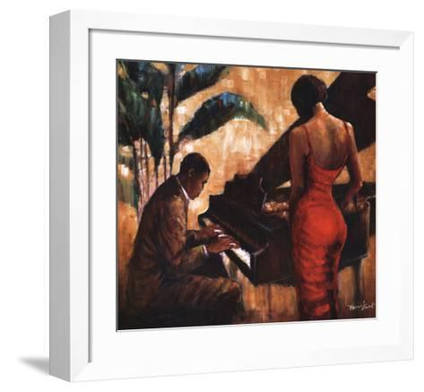Enchanting Keys-Monica Stewart-Framed Art Print