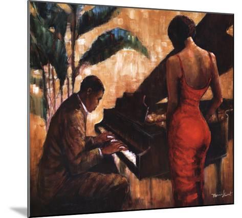 Enchanting Keys-Monica Stewart-Mounted Art Print