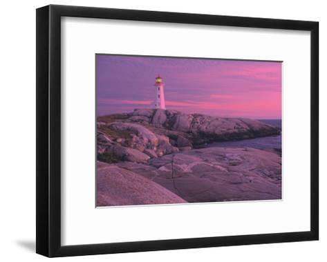 Vision--Framed Art Print