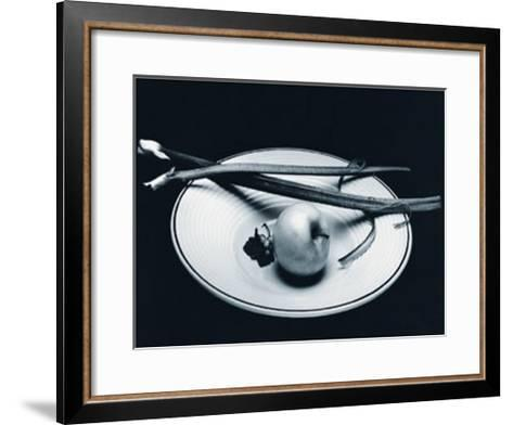Rhubarb-S. Casper-Z-Framed Art Print