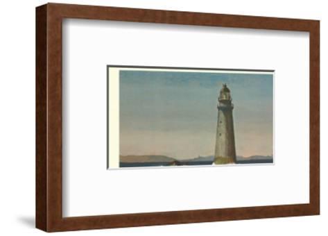 Minots Ledge-Felicie Waldo Mixter Howell-Framed Art Print