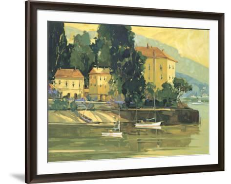 Verona, Italy-Ted Goerschner-Framed Art Print