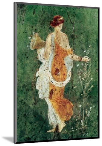 Pompei la Primavera--Mounted Art Print