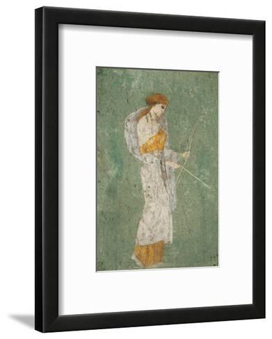 Pompei Diana--Framed Art Print