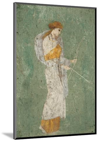 Pompei Diana--Mounted Art Print