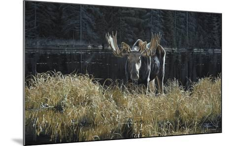 Autumn Foraging-Ron Parker-Mounted Art Print