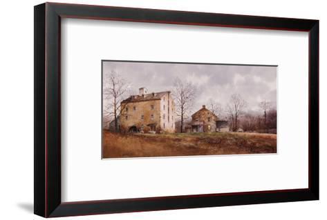 Late November-Ray Hendershot-Framed Art Print