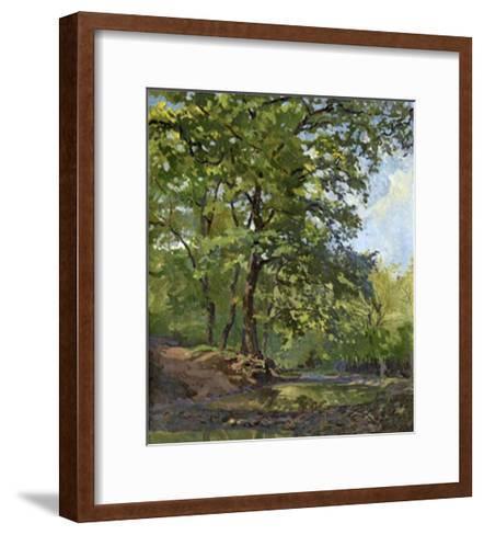 Summer Breeze-Ilya Yatsenko-Framed Art Print