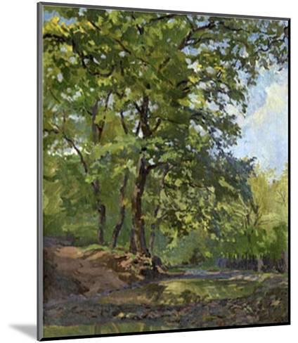 Summer Breeze-Ilya Yatsenko-Mounted Giclee Print