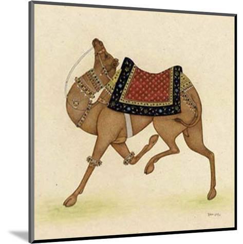 Camel from India I-Ram Babu-Mounted Giclee Print