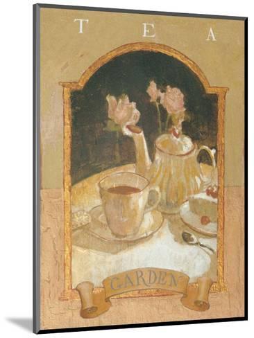Tea Garden-Thomas LaDuke-Mounted Art Print