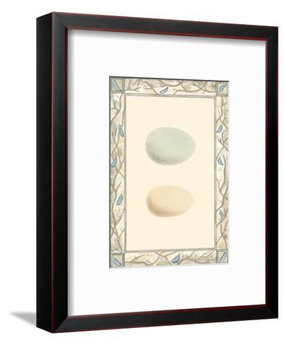 Antique Eggs I--Framed Art Print
