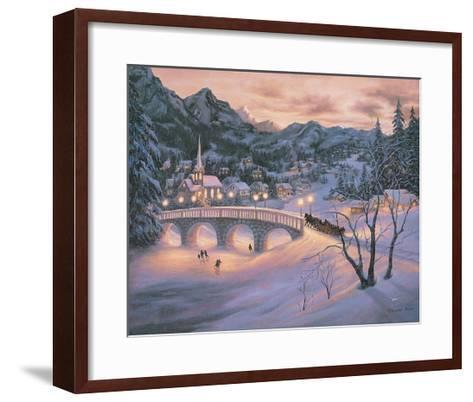 It's a Wonderful Life-Eleanor Polen-Framed Art Print