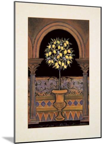 Le Limon-Karel Burrows-Mounted Art Print