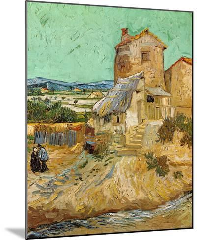 The Old Mill, c.1888-Vincent van Gogh-Mounted Art Print