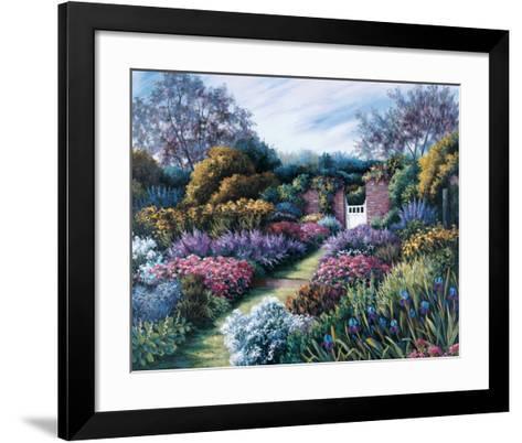 Dorset Gateway-Barbara R^ Felisky-Framed Art Print