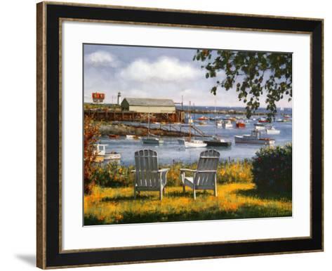 Summer Afternoon-Gretchen Huber Warren-Framed Art Print