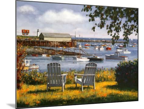 Summer Afternoon-Gretchen Huber Warren-Mounted Art Print