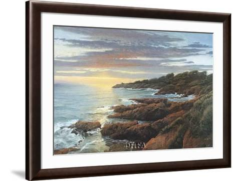 Esterel I-Arthur Chartow-Framed Art Print