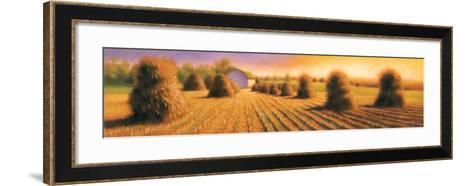 Harvest-David Wander-Framed Art Print