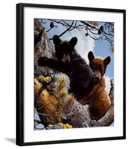 High Adventure-Carl Brenders-Framed Art Print