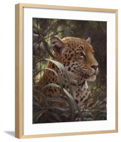 Symbol of the Rainforest-Robert Bateman-Framed Art Print