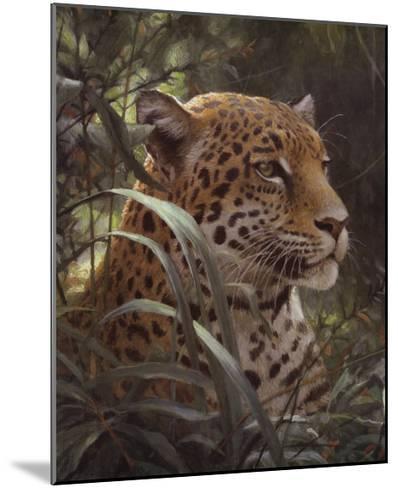 Symbol of the Rainforest-Robert Bateman-Mounted Art Print