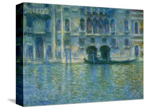 Palazzo Da Mula, Venice-Claude Monet-Stretched Canvas Print