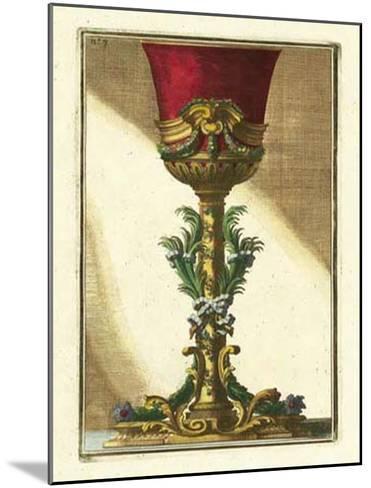 Red Goblet II-Giovanni Giardini-Mounted Art Print