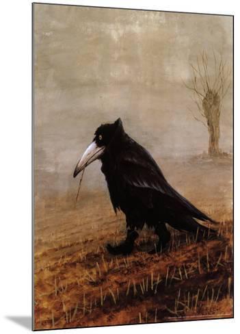 Krahe-Rudi Hurzlmeier-Mounted Art Print