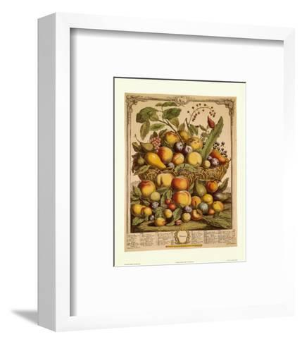 Fruits of the Season, Summer-Robert Furber-Framed Art Print