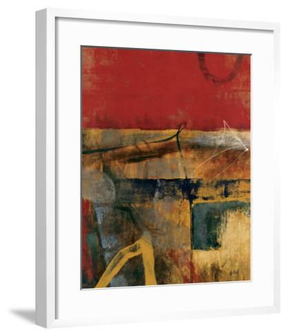 The World Again II-James Elliot-Framed Art Print