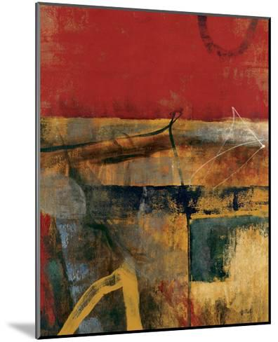 The World Again II-James Elliot-Mounted Art Print