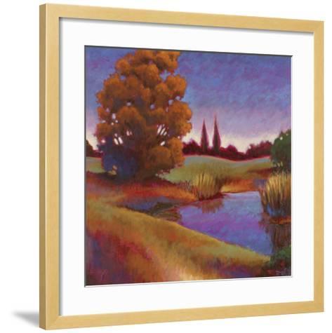 All Through the Day IV-Karen Dupr?-Framed Art Print