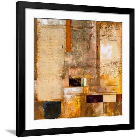 History of Words II-Joel Giovanni-Framed Art Print