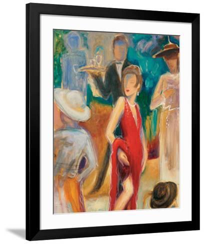 Cocktail Party-Karen Dupr?-Framed Art Print